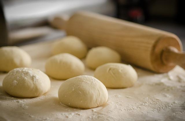 パンの生地