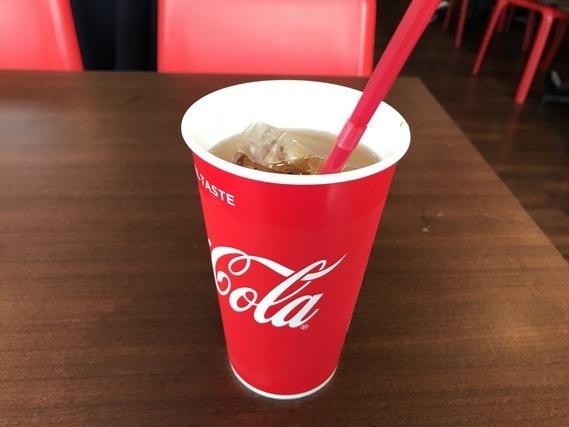 コカ・コーラのドリンク