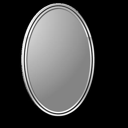 オーパル型の鏡