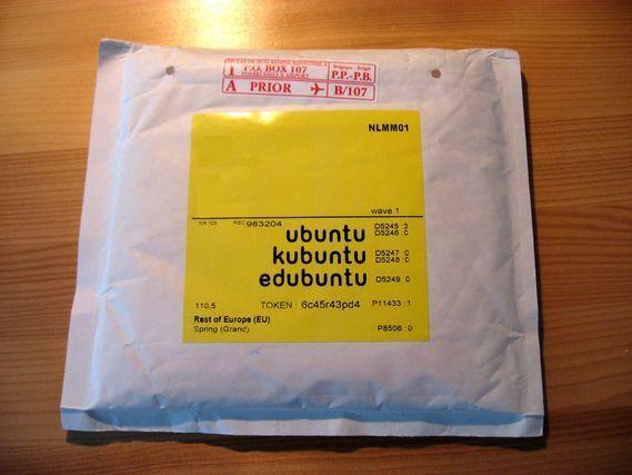 梱包材付き封筒