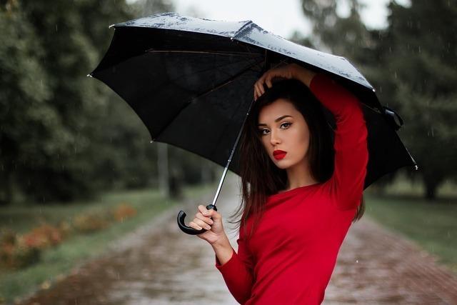 オシャレな傘