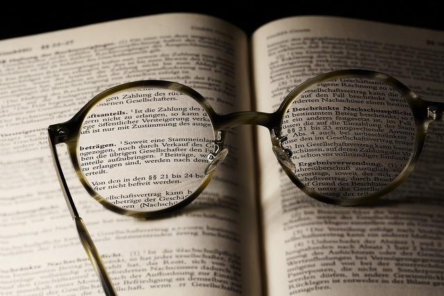 丸い形のメガネ