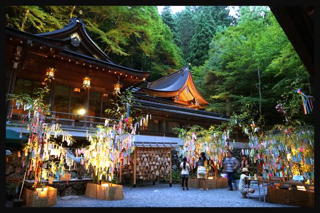 貴船神社の景色