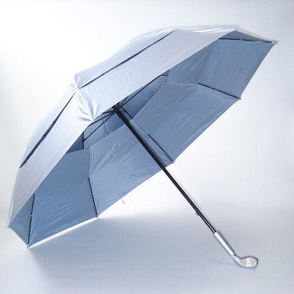 ブルーの傘