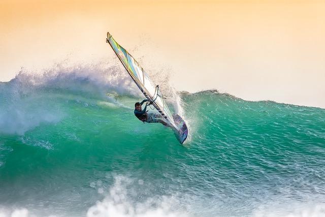 サーフィンジャンプ