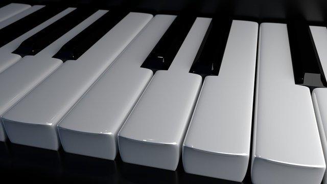 DIY防音室にあるピアノ