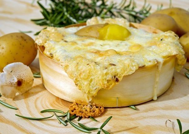 たっぷりチーズ