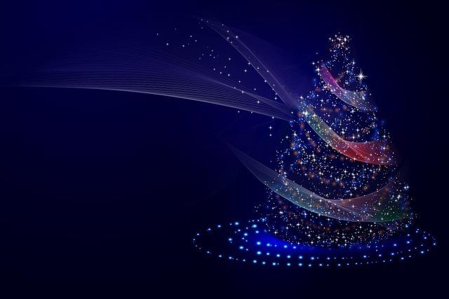 クリスマスの景色
