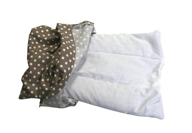 枕とカバー