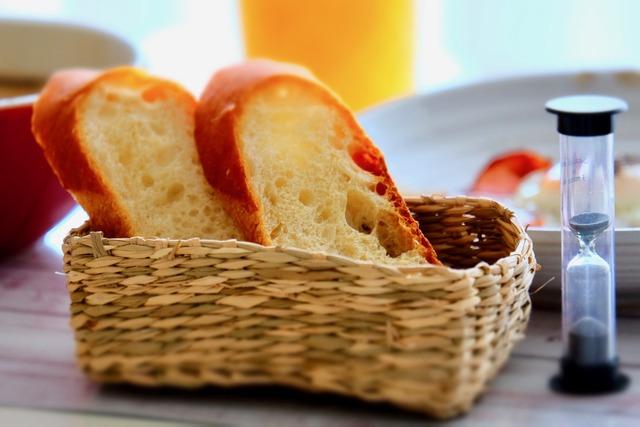 カゴとパン