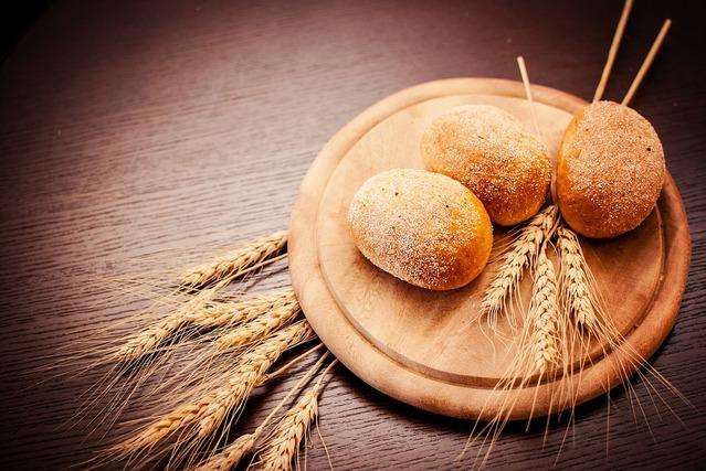 小麦とハードパン