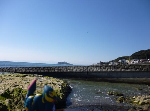 稲村ヶ崎の景色