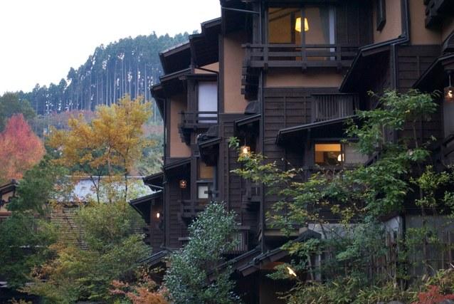 熊本黒川温泉