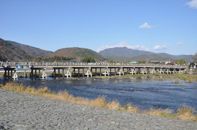 京都渡月橋