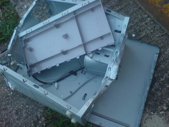 PCケースの外側