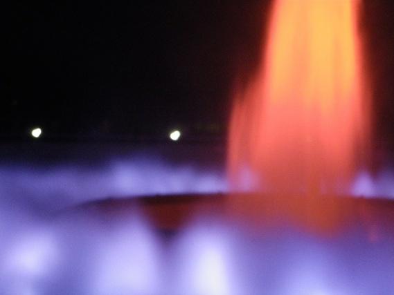 コンロの炎