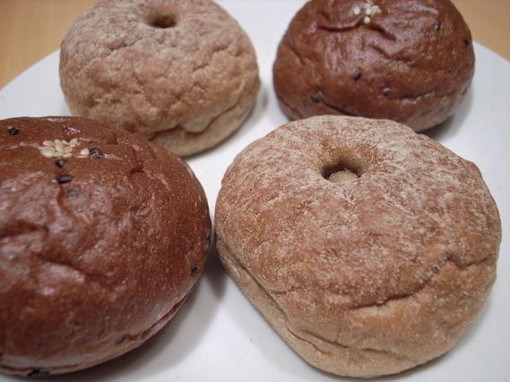 コンビニ低糖質あんパン
