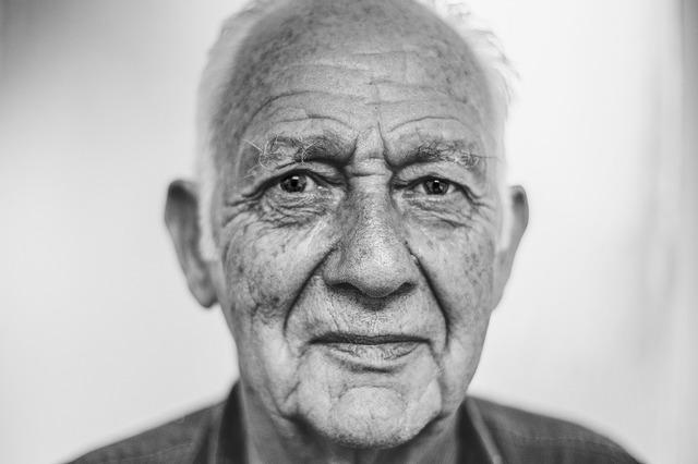 経験豊富な老人