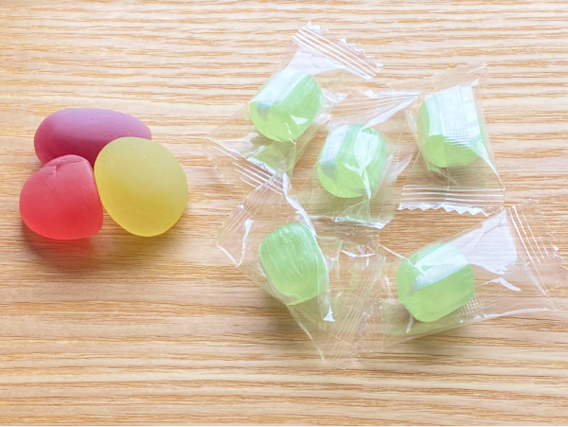 チルスナックのキャンディとグミ