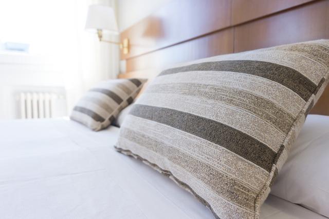 ベッドの枕元
