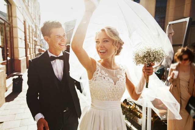 ステキな結婚式