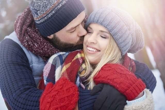 冬のデート