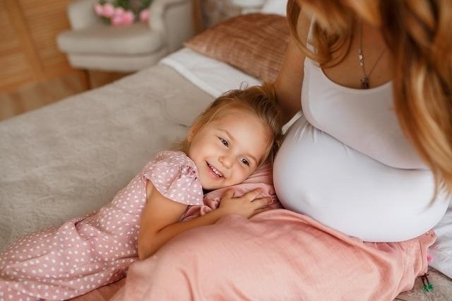 妊婦さんの写真⑥