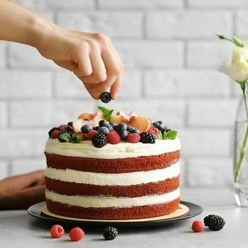 ケーキ クッキング シート