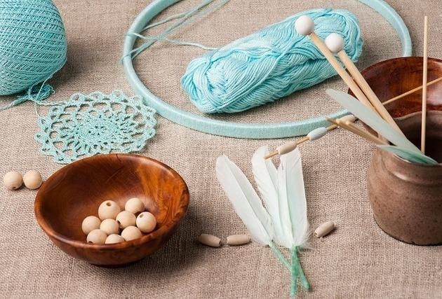糸と編み針