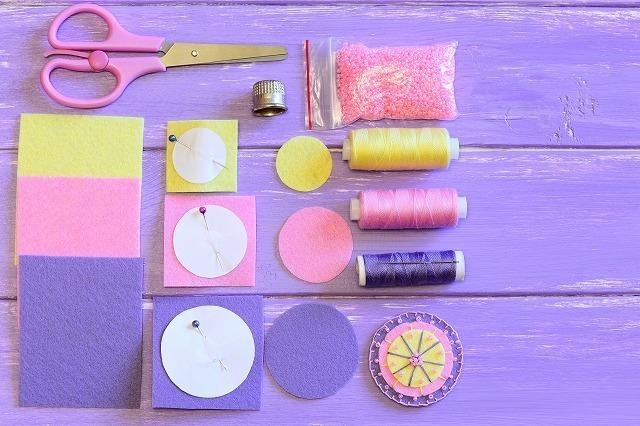 折り紙と工作キット