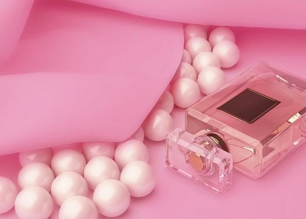 ピンク色は優しさ