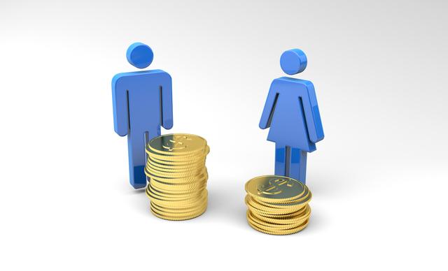 料金の男女比