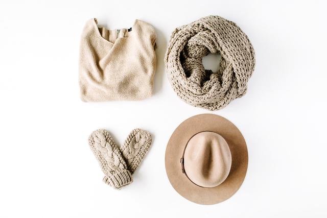 暖かいファッション