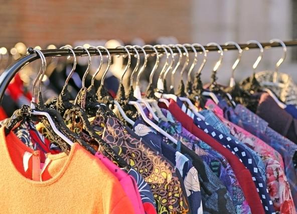 カラフルなファッション雑貨