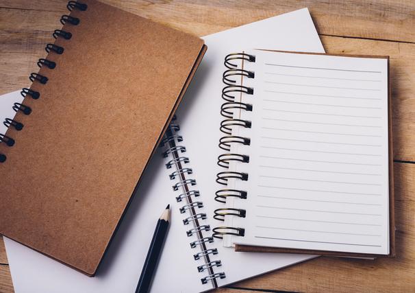 シンプルなメモ帳