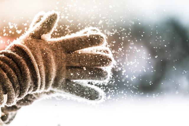 寒い日の使いたい手袋