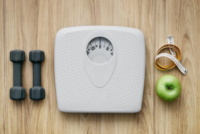 毎日使う体重計