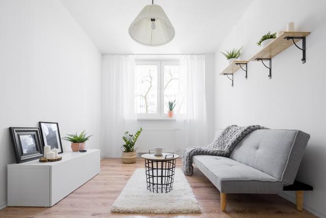 リビングの家具