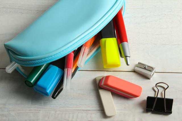 筆記具とペンケース